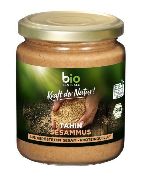 Ekologiška sezamų pasta (tahini) BIOZENTRALE, 250g