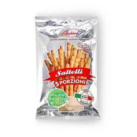 Itališkos duonos lazdelės su druska VALLEDORO, 250g
