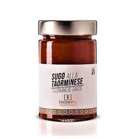 """Padažas """"Sugo alla Taorminese"""" DAIDONE, 190 g"""