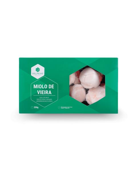 Šaldyta jūros šukučių mėsa GELPEIXE, 250 g