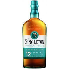 Viskis SINGLETON Speyside Single Malt 12YO 40% 0,7l