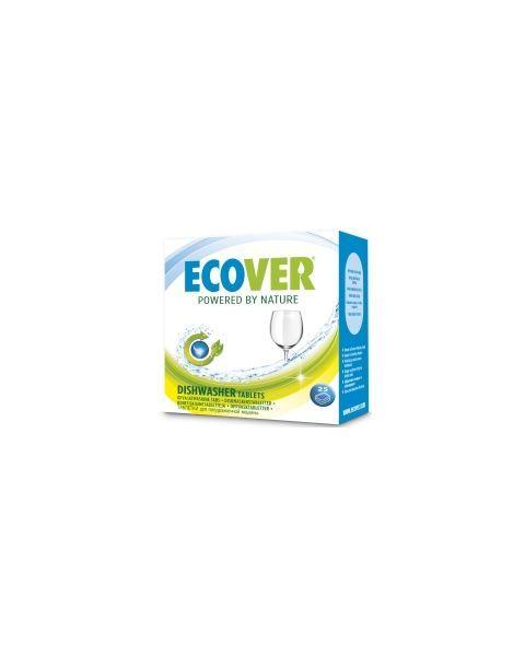 Indaplovių tabletės ECOVER (500g), 25vnt. 2