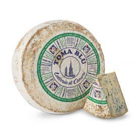 """Mėlynojo pelėsio sūris """"TOMA BLU"""", brand. 60 dienų, 1 kg"""