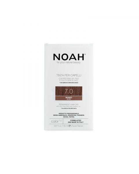 Plaukų dažai NOAH 7.0 blondinė, 140 ml