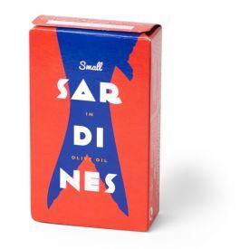 Sardinės alyvuogių aliejuje DON GASTRONOM, 120 g