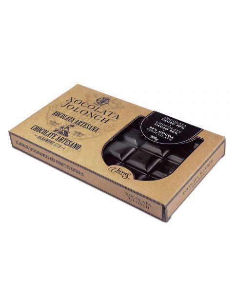 90% kakavos šokoladas JOLONCH, 200g