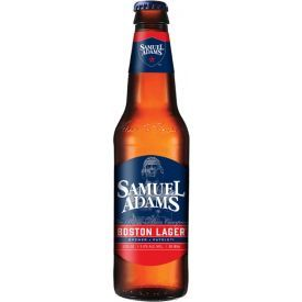 Alus SAMUEL ADAMS Lager šviesusis 4,7%, 355ml