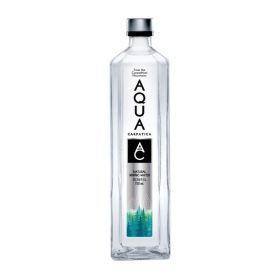 Natūralus mineralinis vanduo AQUA CARPATICA su sumažintu natrio kiekiu, negazuotas 750ml