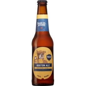 Alus Samuel Adams Boston Ale 5 %, 330 ml