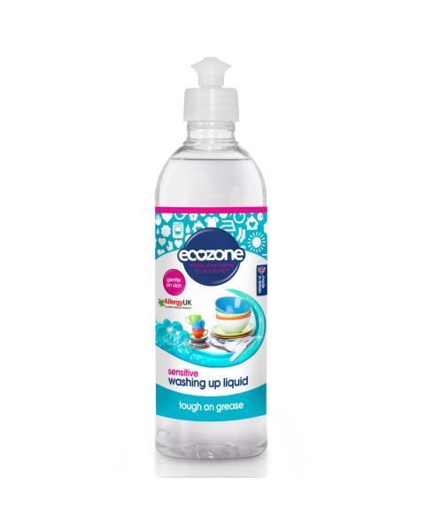 Indų ploviklis jautriai odai ECOZONE Sensitive, 500 ml