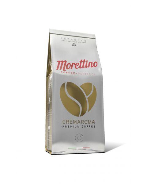 Kavos pupelės MORETTINO Premium Cremaroma, 1kg