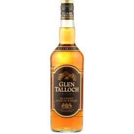Viskis GLEN TALLOCH Gold 12YO Scotch Whisky 40%, 700ml