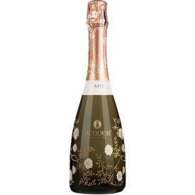 Rūšinis saldus putojantis vynas ACQUESI Spumante Asti DOCG 7%, 750ml
