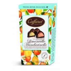 """Šokoladinių saldainių rinkinys CAFFAREL """"Limoncello And Mandarinello"""", 200 g"""