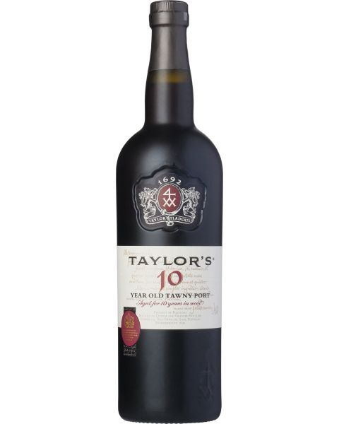 Raudonas vynas TAYLOR'S 10yr TAWNY PORT 20%, 750 ml, saldus