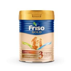 FRISO GOLD 3 pieno mišinys vaikams nuo 12mėn., 400g