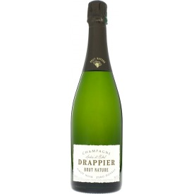Šampanas-Drappier Brut Nature Pinot Noir Zero Dosage 12% 0.75L