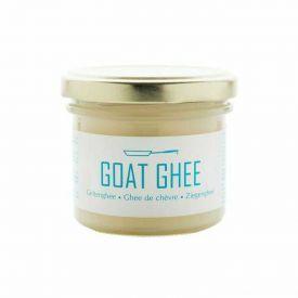 Ekologiškas lydytas ožkų sviestas GHEE, 100g
