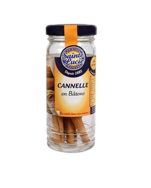 Cinamono lazdelės SAINTE LUCIE, 15 g