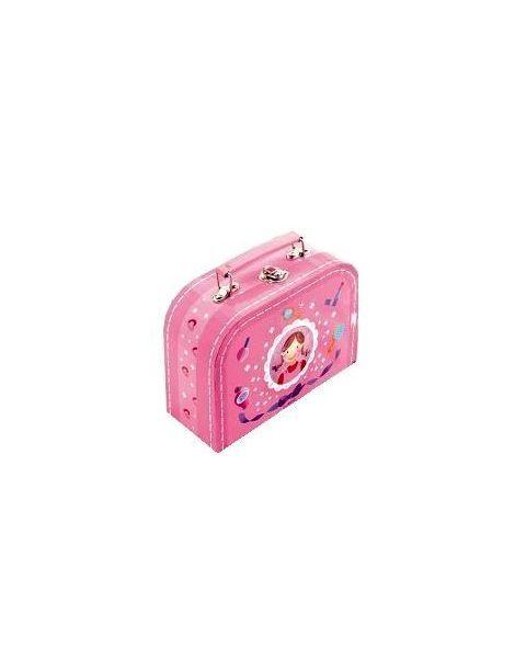 Prabangus grožio lagaminėlis su priedais DJECO vaikams nuo 4 metų (DJ06552) 2