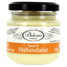 "Padažas DELOUIS ""Hollandaise"", 125 g"