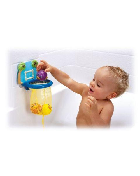 Vonios žaislas MUNCHKIN kūdikiams nuo 12 mėn. (011123) 3