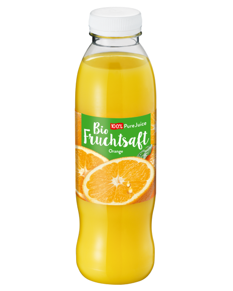 Ekologiškos 100% apelsinų sultys MOLKEREI, 500ml