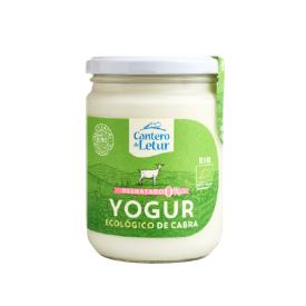 Ekologiškas ožkų pieno jogurtas CANTERO DE LETUR, 4,4% rieb., 420g