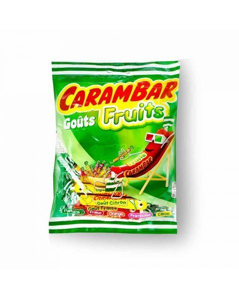 Kramtomieji saldainiai CARAMBAR Fruits, 130 g