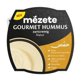 Klasikinis avinžirnių humusas MEZETE, 215 g