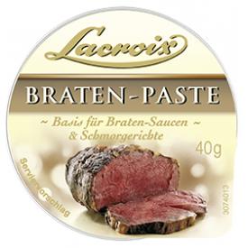 """Koncentruota pasta keptai mėsai ruošti  LACROIX """"Braten"""" padažams, kepsniams, 40 g"""