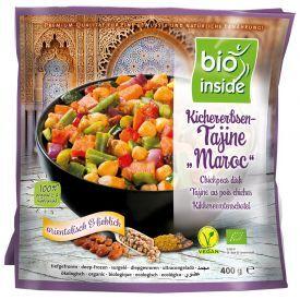"""Veganiškas avinžirnių troškinys """"Maroc"""" BIO INSIDE, ekologiškas, 400g"""