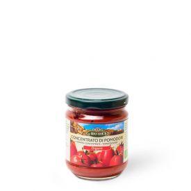 Ekologiška pomidorų pasta LA BIO IDEA, 200 g