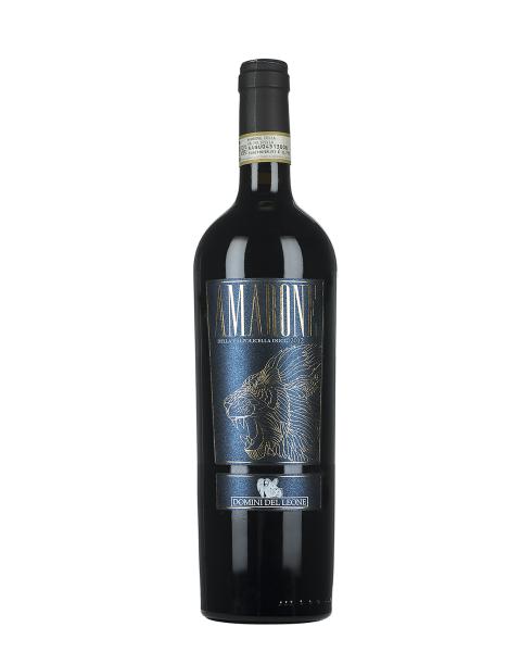 Ekologiškas raudonas vynas DOMINI DEL LEONE Amarone DOCG 2012 16%, 750 ml