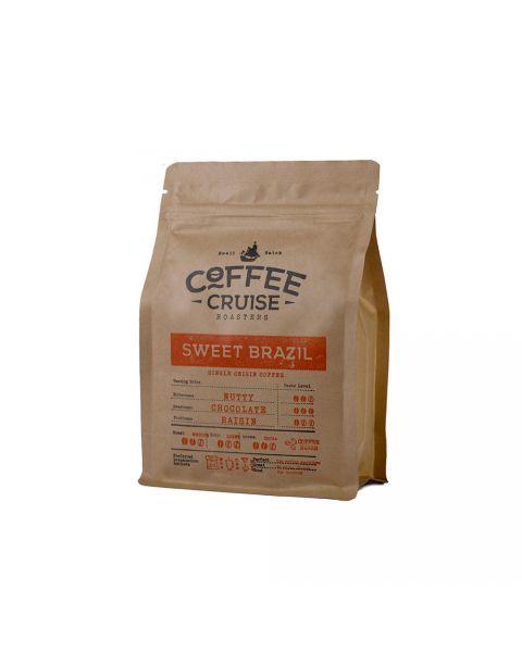Kavos pupelės COFFEE CRUISE Sweet Brazil 250g