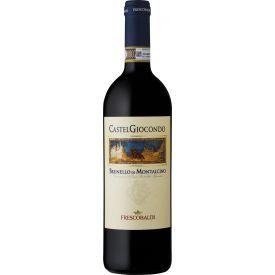 Raudonas sausas vynas Frescobaldi Castel Giocondo Brunello Di Montalchino D.O.C.G. 13,5%, 750ml