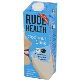 Kokosų gėrimas RUDE HEALTH, 1l