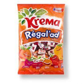 Kramtomieji saldainiai KREMA Regalad, 380 g