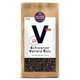 "Ekologiški ""Venere"" juodieji ryžiai ANTERSDORFER, 250 g"