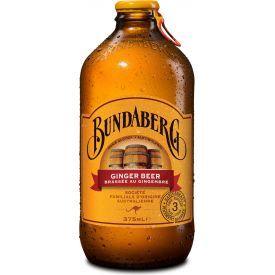 Nealkoholinis gėrimas BUNDABERG su imbieru 0%, 375ml