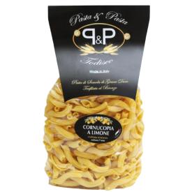 "Makaronai su citrinos sultimis Pasta&Pasta ""Cornucopia al limone"", 500 g"
