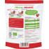 Ekologiški sausi pusryčiai kukurūzai-žiedeliai FRECHE FREUNDE su obuoliais ir braškėmis, nuo 1 m., 125 g 2