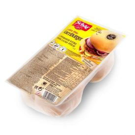 Hamburgerių bandelės SCHAR be gliuteno, 4x75g