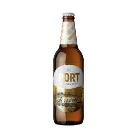 "Alus RINKUŠKIAI ""Port of Discovery American Lager"" 4,5%, 500ml"