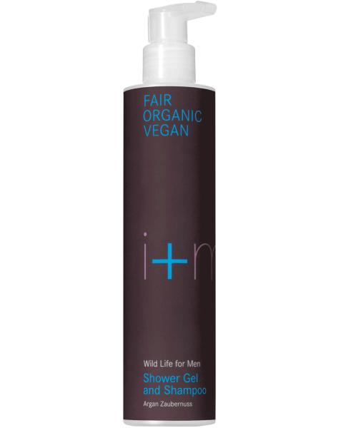 Dušo želė ir šampūnas vyrams I+M, 250 ml