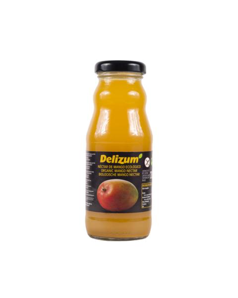 Ekologiškas mangų nektaras DELIZUM, 200ml