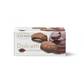 Sausainiai  CORSINI su šokolado įdaru, 120 g