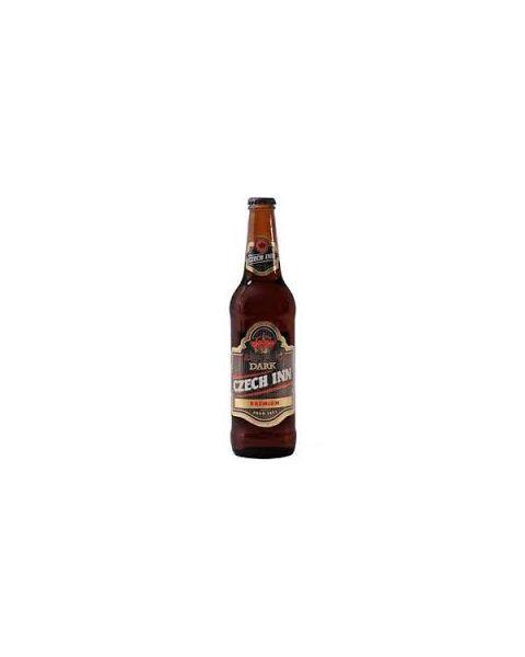EUROPEAN DARK MUNCHNER DUNKEL stiliaus tamsus alus Czech Inn Premium DARK 4%, 500 ml