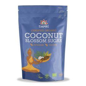 Ekologiškas kokosų žiedų cukrus ISWARI, 250g