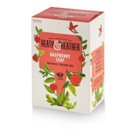 Aviečių lapų arbata HEATH & HEATHER, be kofeino 100g